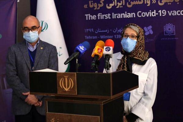 حال ۵۶ داوطلب تزریق کننده واکسن ایرانی کرونا چطور است؟