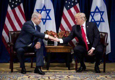 نتانیاهو هم به ترامپ پشت کرد