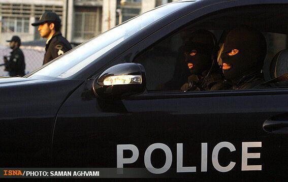 توضیح پلیس درباره ماجرای درگیری در آبادان