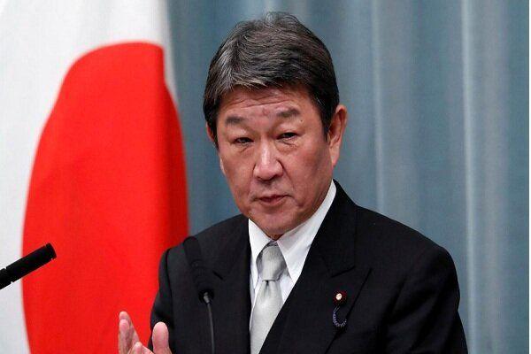 رایزنی تلفنی وزرای خارجه ژاپن و چین