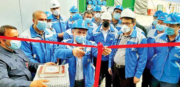افتتاح خطوط پروژههای کلرپارس