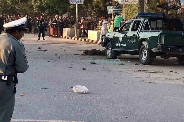 انفجار مرگبار در ولایت میدانوردک افغانستان