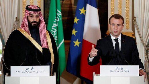 گفتگوی تلفنی مقامات عربستان و فرانسه