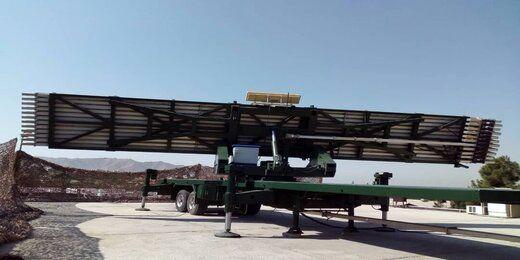 ۲ دستاورد جدید پدافند هوایی ارتش رونمایی شد
