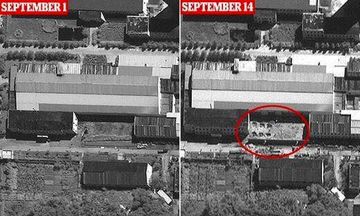 تصاویر ماهوارهای از برنامههای جدید اتمی کره شمالی