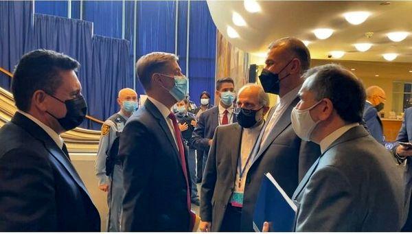 دیدار امیر عبداللهیان با وزیران امور خارجه عراق و ونزوئلا