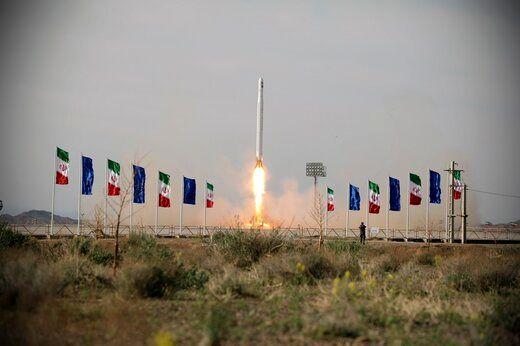 خبرهای جدید درباره ماهواره نظامی سپاه پاسداران