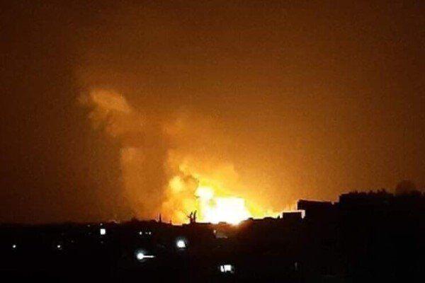 وقوع انفجار در حومه حسکه در سوریه
