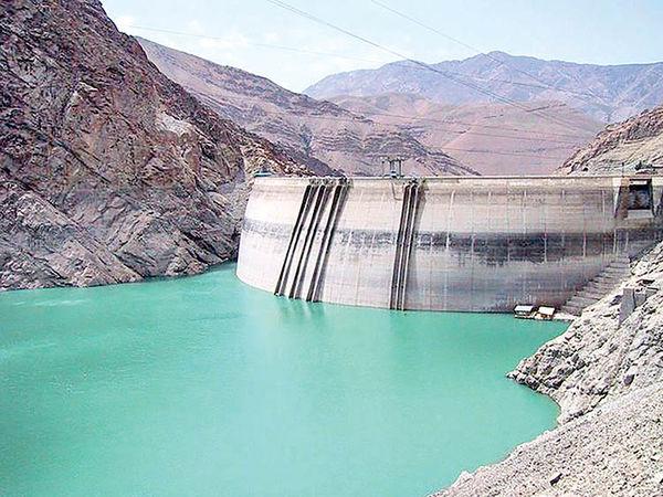 کاهش 38 درصدی ورودی سدها