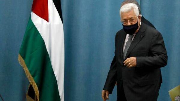 دیدار مقامات اسرائیل با محمود عباس