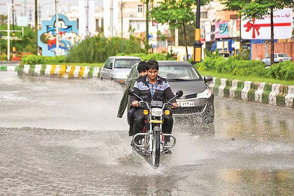 رکوردهای 241 روزه بارندگیها