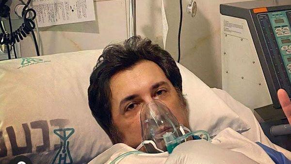 آخرین وضعیت حسام نواب صفوی
