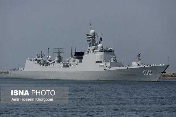 دنا و صبا به نیروی دریایی ارتش میپیوندد