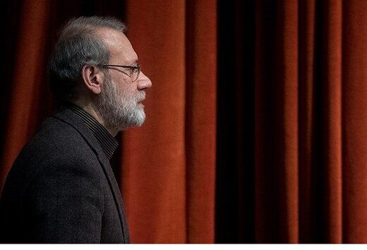 کاندیداتوری لاریجانی تکذیب شد؟