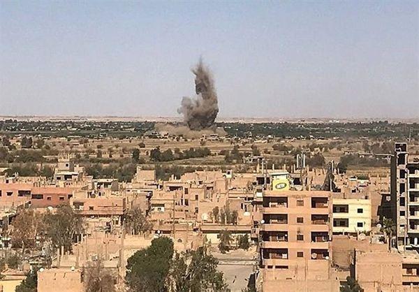 انفجار مهیب در حومه شمالی استان حلب