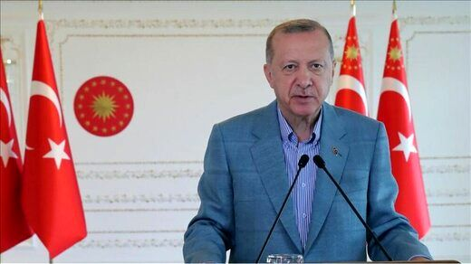 اردوغان خواستار حمایت اروپا از آذربایجان شد