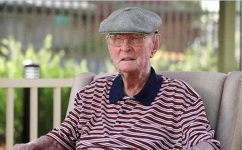 راز طول عمر پیرمرد ۱۱۱ ساله استرالیایی
