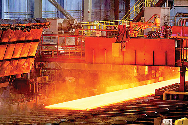 زیرساختهایی برای تکمیل زنجیره فولاد