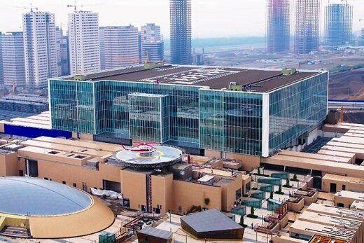بزرگترین مرکز واکسیناسیون کرونای کشور در ایران مال افتتاح شد
