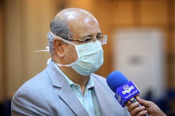 وضعیت خطرناک تهران/ بستری ۹۶۱ بیمار جدید کرونایی