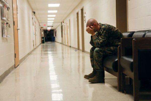 افزایش آمار خودکشی در میان نظامیان آمریکا