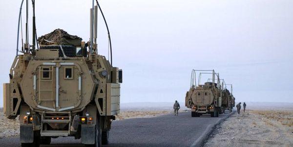 جزئیات حمله به کاروان لجستیکی ائتلاف آمریکایی در بغداد