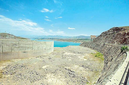 وضعیت آب در تهران نارنجی شد