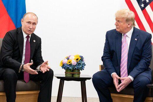 پوتین منتظر اعلام نتیجه رسمی انتخابات آمریکا