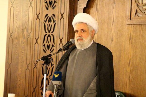 نعیم قاسم: روابط ما با تهران بر اساس مصلحت نیست