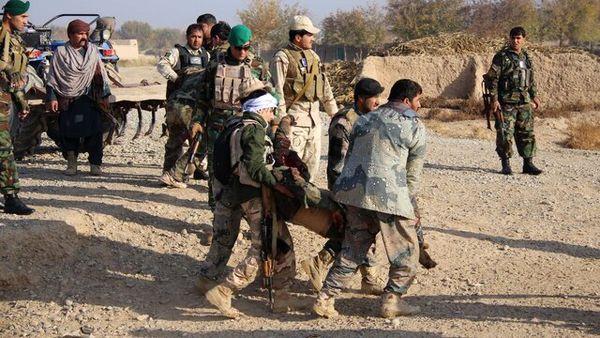 انفجار در غزنی افغانستان با ۲۱ کشته و ۱۷ زخمی