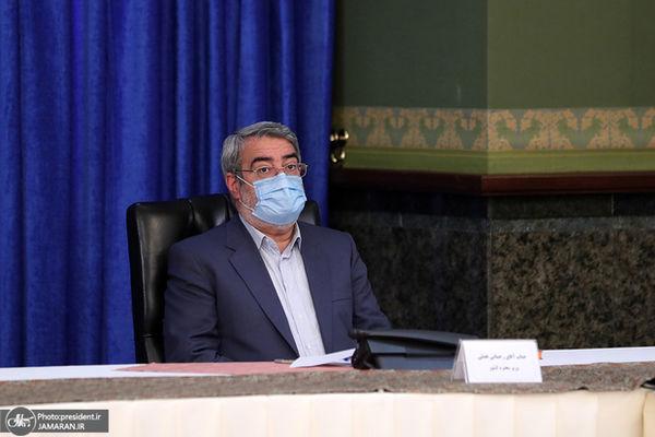 وزیر کشور: دفاع از امنیت و منافع ملی جزو واجبات حاکمیتی است