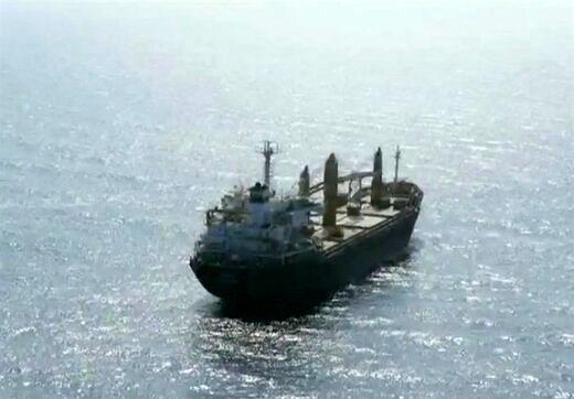 جزئیات تازه از حادثه برای کشتی ایرانی در دریای سرخ