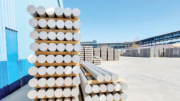 افزایش 3/ 26درصدی  تولید شمش آلومینیوم