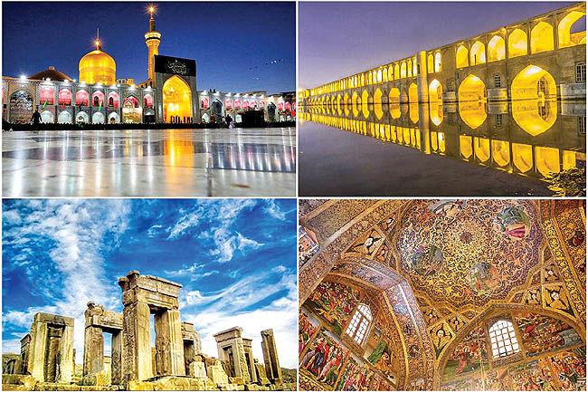 هشدار جهانی درباره حفظ اماکن فرهنگی ایران