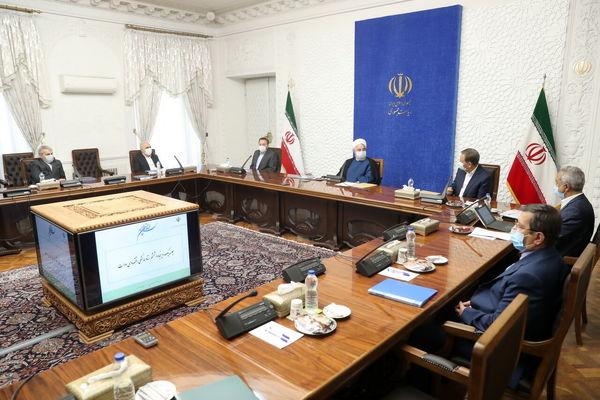 روحانی: هدف اصلی جنگ فرسایشی اقتصادی دشمن تحمیل بیبرنامگی به کشور است