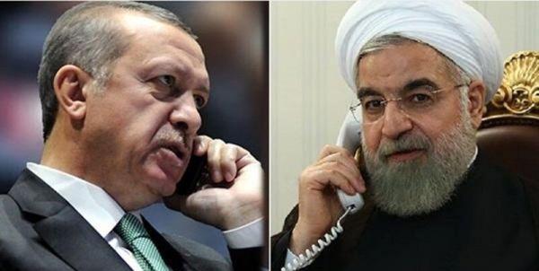 روحانی: روابط ایران و ترکیه الگویی برای همسایگان است