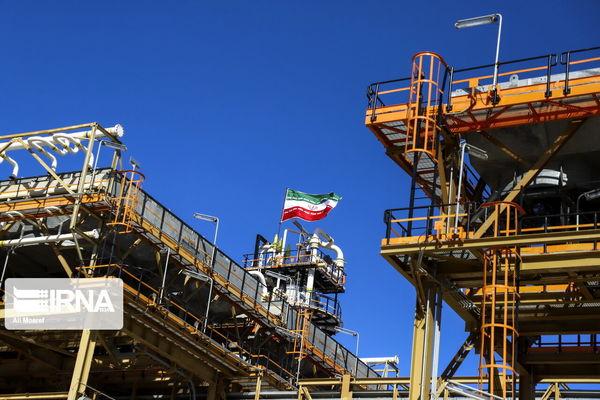 اتصال بزرگترین جزیره خلیج فارس به شبکه گاز ایران