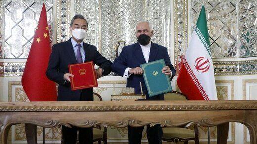 چرایی نگرانی غرب از توافق ایران و چین