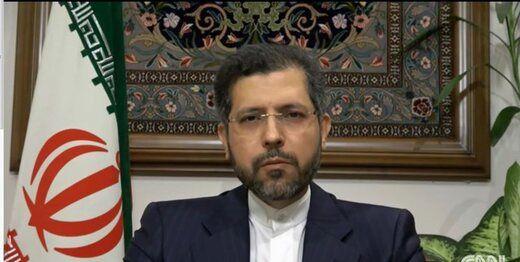 خطیبزاده: فهرست لغو تحریمها هنوز نهایی شده است
