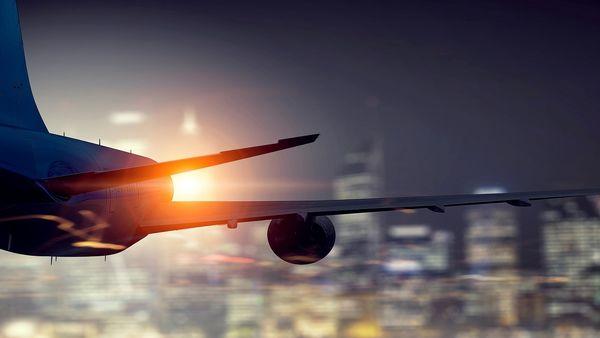 فرود اضطراری هواپیمای رئیس جمهور اکوادور در آمریکا