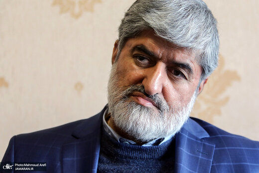 علی مطهری از چرخاندن اراذل در خیابان حمایت کرد