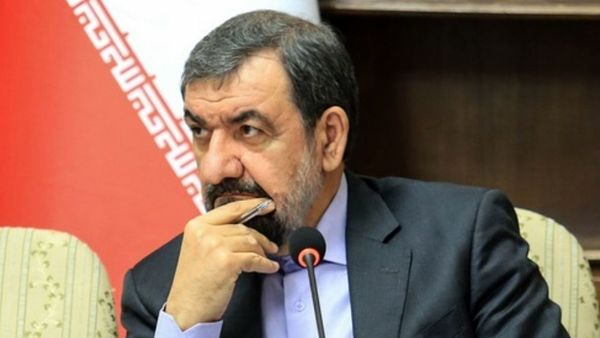 عکسی جالب از اولین تبلیغات کاندیداتوری محسن رضایی