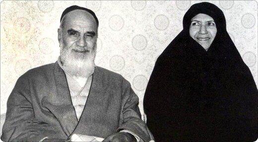 مواضع سیاسی و انتخاباتی همسر امام خمینی چگونه بود؟