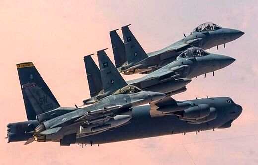 عربستان و آمریکا با B52 رزمایش هوایی مشترک برگزار کردند