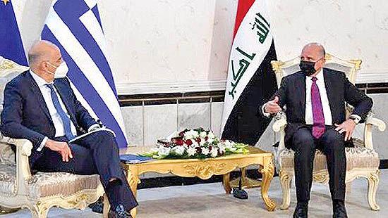 گفتوگوی فواد حسین  با دبیرکل اتحادیه عرب در رابطه با ایران