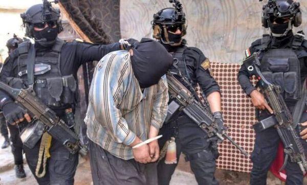 دستگیری ۳ سرکرده داعشی در استان کرکوک