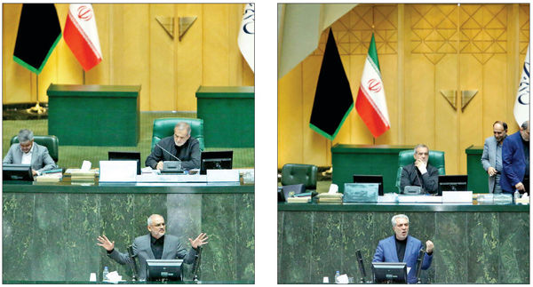 دو کرسی خالی دولت پر شد