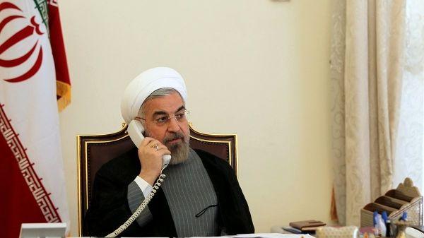 روحانی: حمایت از روند صلح در افغانستان سیاست اصولی ایران است