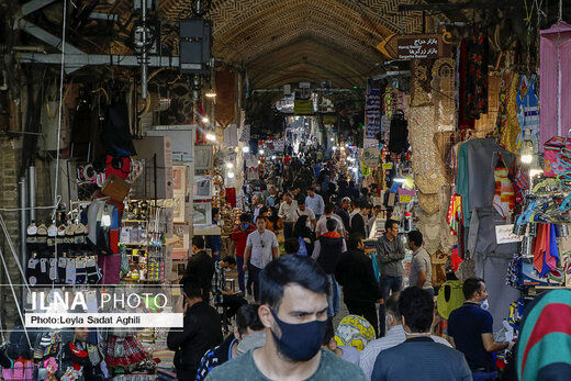 تعطیلی دو هفتهای بازار بزرگ تهران