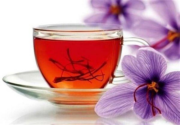 زعفران بخورید تا لاغر شوید